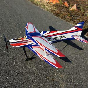GLACIAL F3A biplan